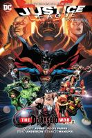 Imagen de portada para Justice League. Volume 8 [graphic novel] : Darkseid war : Part 2