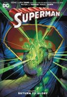 Cover image for Superman. Vol. 2 [graphic novel] : Return to glory