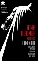 Cover image for Batman, the Dark Knight [graphic novel] : the Master race