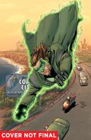 Cover image for Green Lantern. Volume 8 [graphic novel] : Reflections