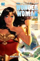 Cover image for The legend of Wonder Woman. Volume 1 [graphic novel] : Origins
