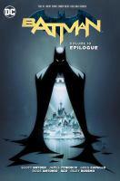 Cover image for Batman. Volume 10 [graphic novel] : Epilogue