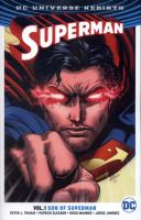 Cover image for Superman. Vol. 1 [graphic novel] : Son of Superman