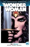 Cover image for Wonder Woman. Vol. 1 [graphic novel] : The lies