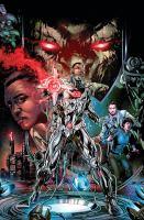Imagen de portada para Cyborg. Vol. 1 [graphic novel] : The imitation of life
