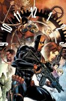 Cover image for The professional. Vol. 1 [graphic novel] : Deathstroke series