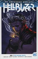 Cover image for The Hellblazer. Vol. 1 [graphic novel] : The poison truth