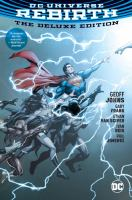 Imagen de portada para DC Universe Rebirth [graphic novel]