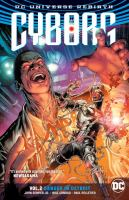 Imagen de portada para Cyborg. Vol. 2 [graphic novel] : Danger in Detroit
