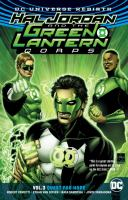 Cover image for Hal Jordan and the Green Lantern Corps. Vol. 3 [graphic novel] : Quest for hope