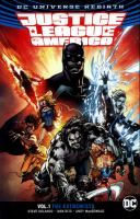 Cover image for Justice League of America. Vol. 1 [graphic novel] : The extremists