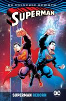 Imagen de portada para Superman reborn [graphic novel]