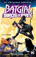 Cover image for Batgirl and the Birds of Prey. Vol. 2 [graphic novel] : Source code