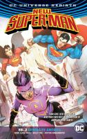 Cover image for New Super-Man. Vol. 2 [graphic novel] : Coming to America