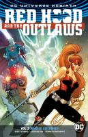 Cover image for Red Hood and the Outlaws. Vol. 2 [graphic novel] : Who is Artemis?