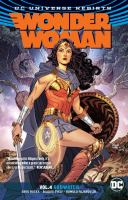 Cover image for Wonder Woman. Vol. 4 [graphic novel] : Godwatch