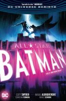 Cover image for All-star Batman. Vol. 3 [graphic novel] : The first ally