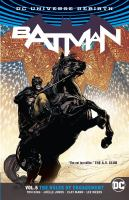 Cover image for Batman. Vol. 5 [graphic novel] : The rules of engagement