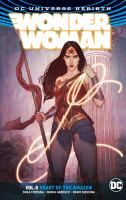 Cover image for Wonder Woman. Volume 5 [graphic novel] : Heart of the Amazon