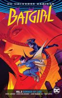 Cover image for Batgirl. Vol. 3 [graphic novel] : Summer of lies