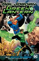 Cover image for Hal Jordan and the Green Lantern Corps. Vol. 5 [graphic novel] : Twilight of the guardians