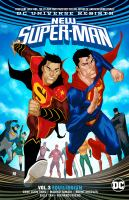 Cover image for New Super-man. Vol. 3 [graphic novel] : Equilibrium