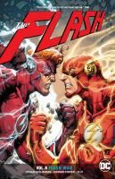 Cover image for The Flash. Vol. 8 [graphic novel] : Flash war
