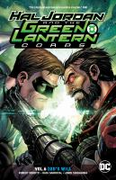 Cover image for Hal Jordan and the Green Lantern Corps. Vol. 6 [graphic novel] : Zod's will