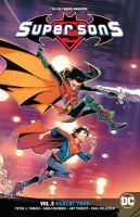 Cover image for Super sons. Vol. 3 [graphic novel] : Parent trap