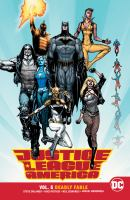 Cover image for Justice League of America. Vol. 5 [graphic novel] : Deadly fable
