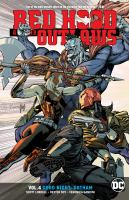 Cover image for Red Hood and the Outlaws. Vol. 4 [graphic novel] : Good night, Gotham