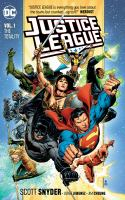 Cover image for Justice League. Vol. 1 [graphic novel] : The totality