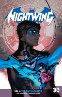 Cover image for Nightwing. Vol. 6 [graphic novel] : The untouchable
