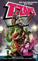 Cover image for Titans. Vol. 5 [graphic novel] : The spark