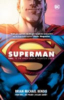 Cover image for Superman. Vol. 1 [graphic novel] : The unity saga : Phantom Earth