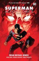 Cover image for Superman : action comics. Vol. 1 [graphic novel] : Invisible mafia
