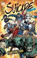 Cover image for SUICIDE SQUAD. Vol. 8 : Constriction