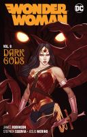 Imagen de portada para Wonder Woman. Vol. 8 [graphic novel] : Dark gods