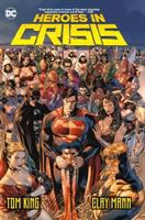 Cover image for Heroes in crisis [graphic novel]