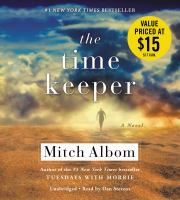 Cover image for The time keeper a novel