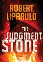 Cover image for The judgment stone The Immortal Files Series, Book 2.