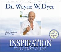 Cover image for Inspiration [your ultimate calling]