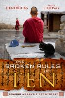 Cover image for The broken rules of ten