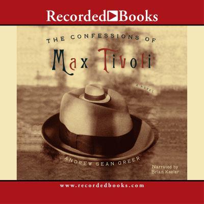Imagen de portada para The confessions of Max Tivoli