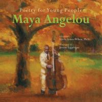 Cover image for Maya Angelou