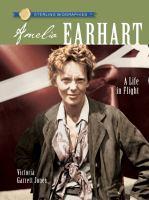 Imagen de portada para Amelia Earhart : a life in flight