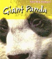 Cover image for Giant panda