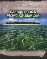 Cover image for Captain Cook's Pacific explorations