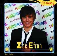 Cover image for Zac Efron