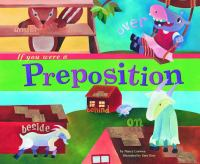 Cover image for If you were a preposition